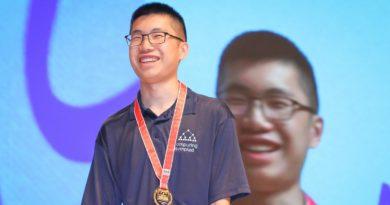 Międzynarodowa Olimpiada Informatyczna wBaku. Goniąc Benjamina Qi…